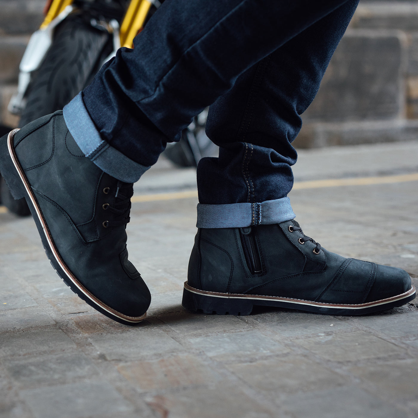 Ether Waterproof Boot