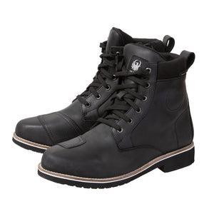 Ether Waterproof Boot-Boots-Merlin-Black-7-Merlin Bike Gear