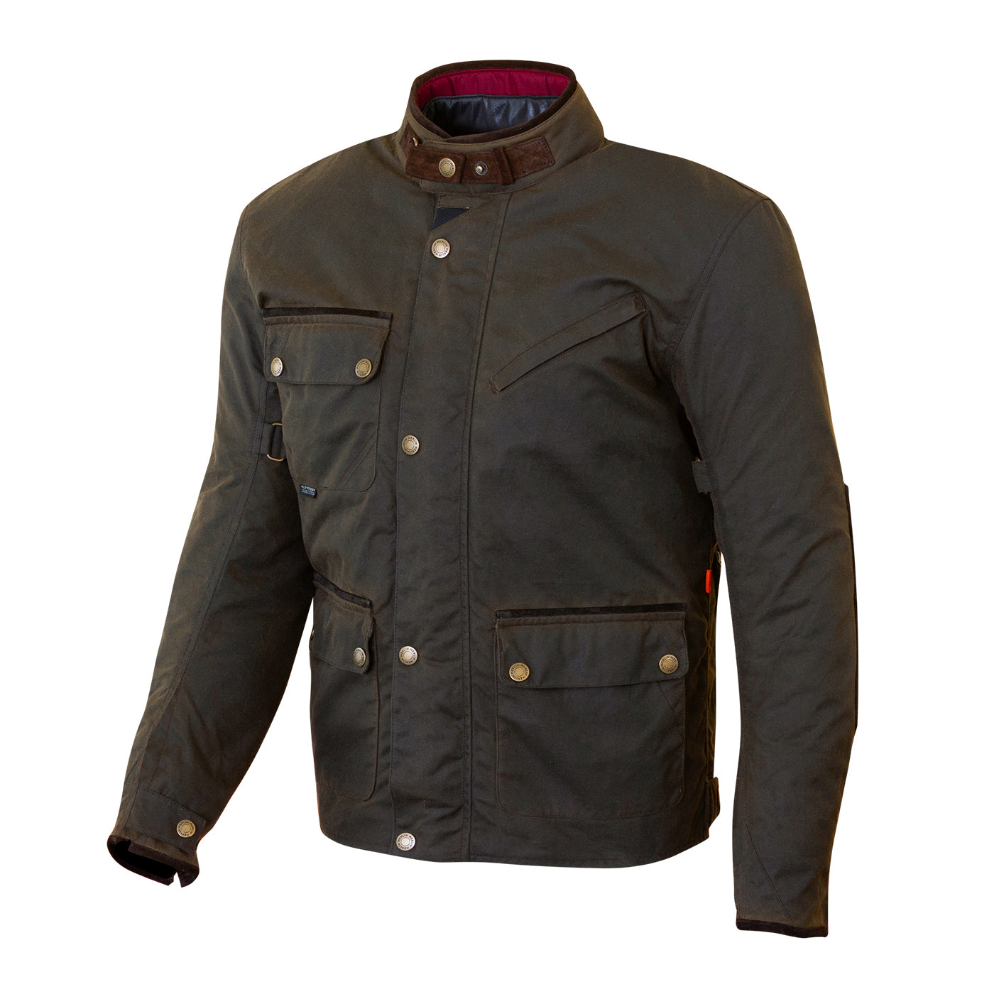 Expedition Waxed Cotton Jacket