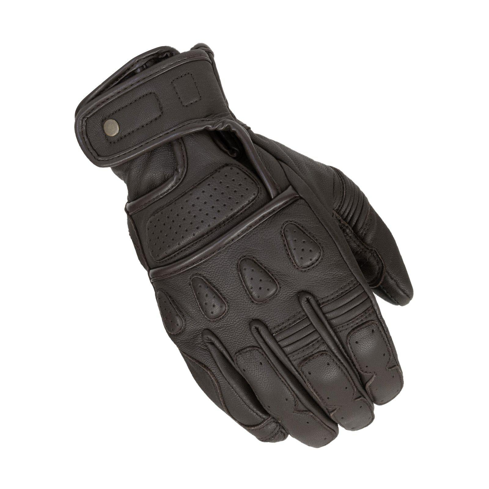 Finlay Glove-Gloves-Merlin-Black-Small-Merlin Bike Gear