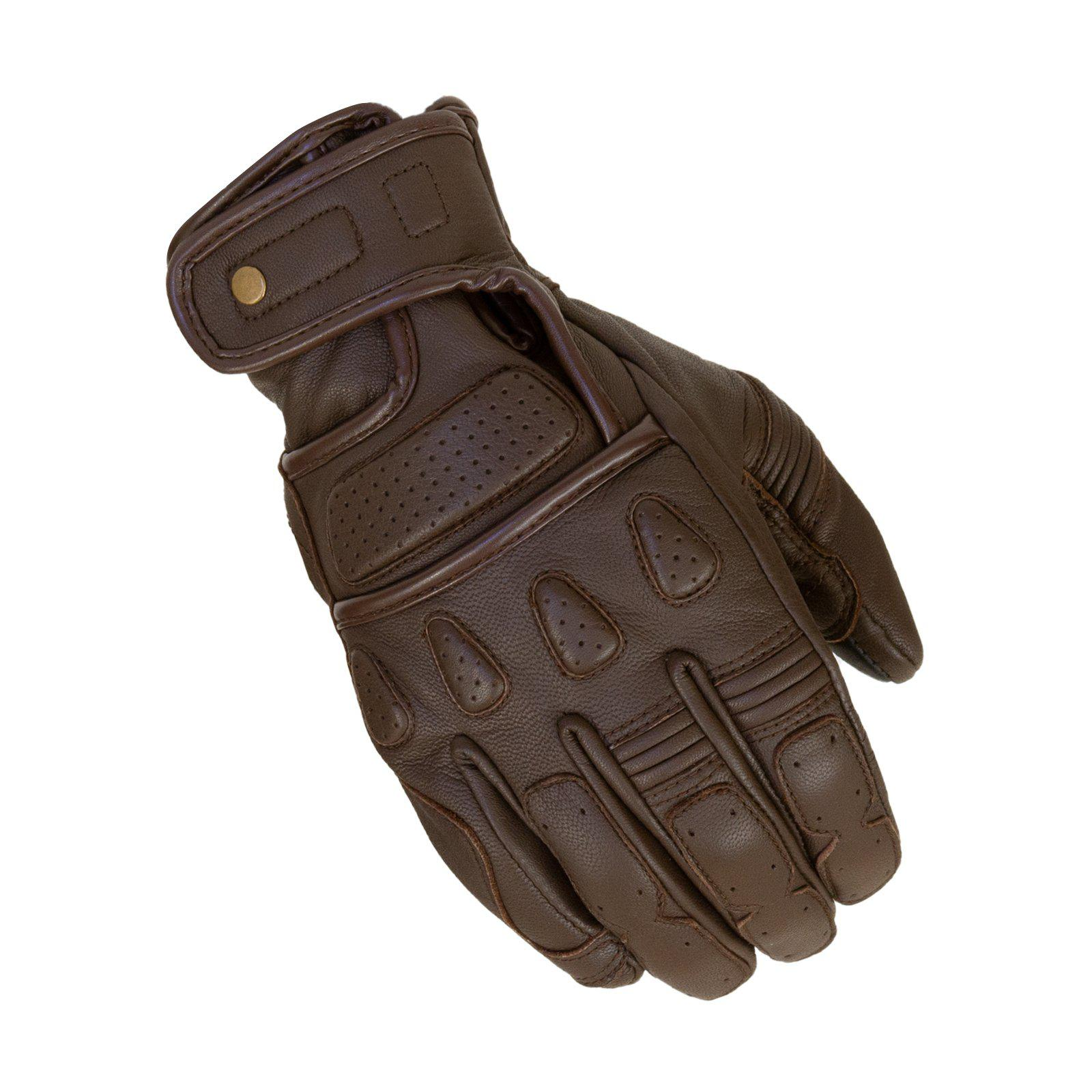 Finlay Glove-Gloves-Merlin-Brown-Small-Merlin Bike Gear
