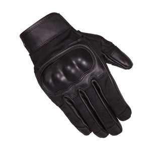 Glenn Glove-Gloves-Merlin-Black-Small-Merlin Bike Gear