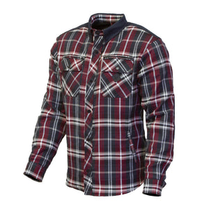 Hendrix Flannel Shirt-Protective Shirt-Merlin-Small-Merlin Bike Gear