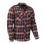 Load image into Gallery viewer, Hendrix Flannel Shirt-Protective Shirt-Merlin-Small-Merlin Bike Gear
