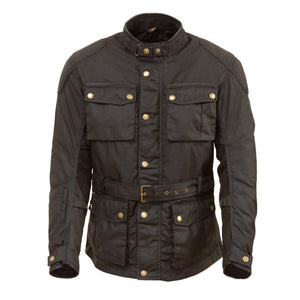 Kurkbury Jacket-Tech Wax-Merlin-Small-Merlin Bike Gear