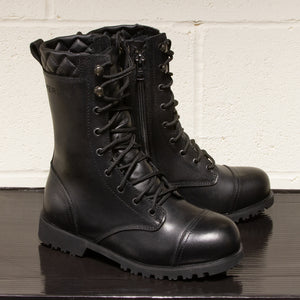 Ladies Combat Boot