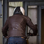 Load image into Gallery viewer, Odell Leather Jacket