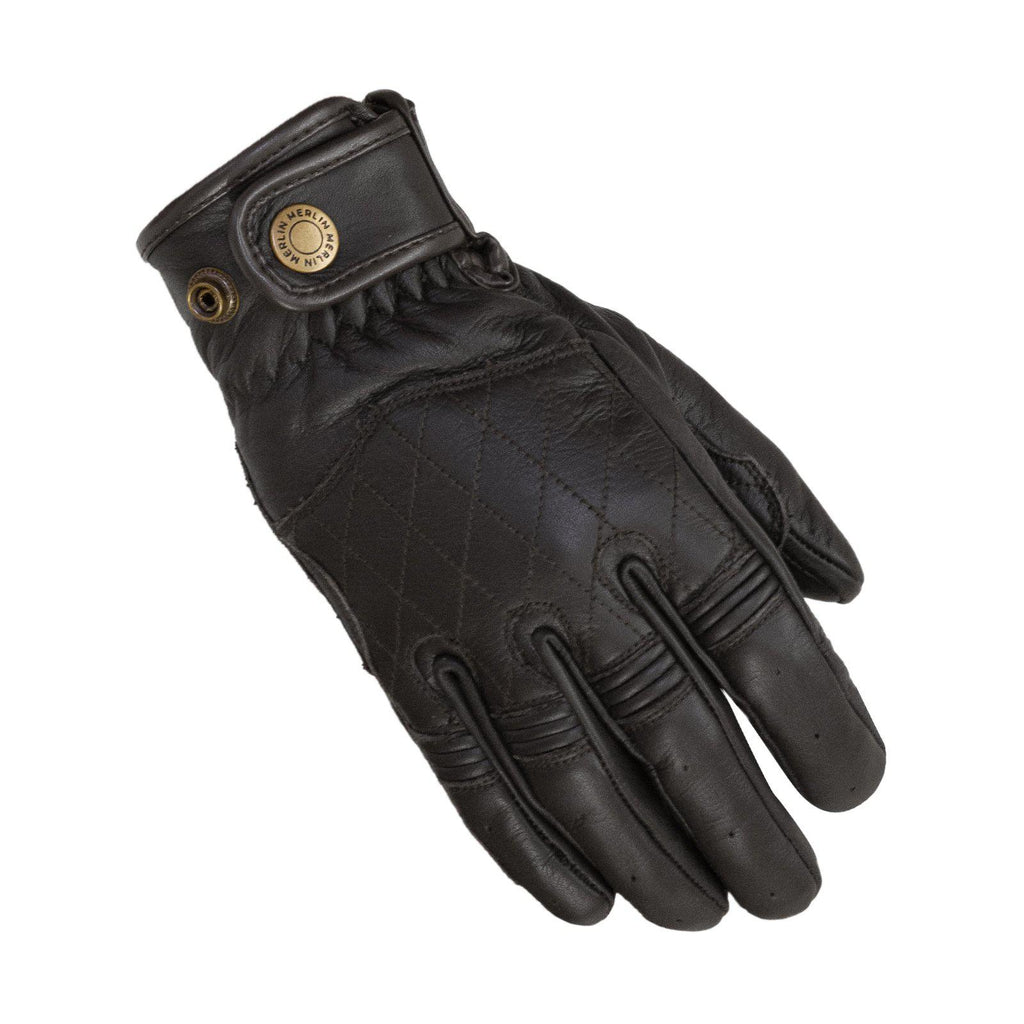 Skye Ladies Glove-Gloves-Merlin-Black-XS-Merlin Bike Gear