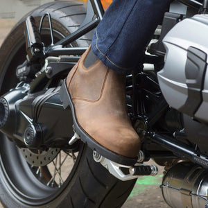 Stockwell Boot-Boots-Merlin-Brown-7-Merlin Bike Gear