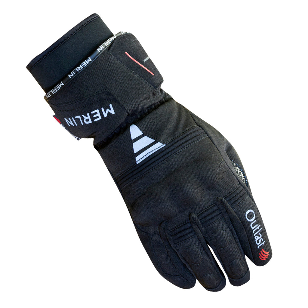 Tess Waterproof Glove-Gloves-Merlin-Black-Small-Merlin Bike Gear