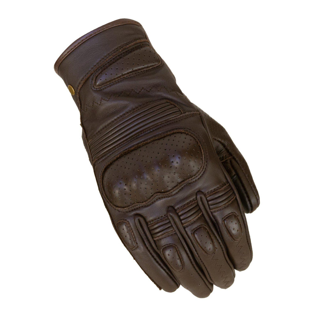 Thirsk Glove-Gloves-Merlin-Brown-Small-Merlin Bike Gear