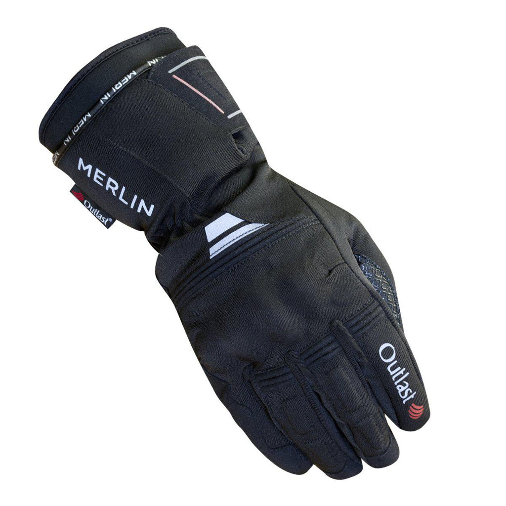 Titan Waterproof Glove-Gloves-Merlin-Black-Small-Merlin Bike Gear