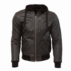 Trance Leather Jacket-leather-Merlin-Small-Merlin Bike Gear
