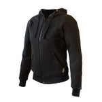 Load image into Gallery viewer, Vixen Ladies Protective Hoody-Protective Hoody-Merlin-Black-XS-Merlin Bike Gear