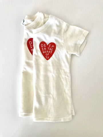 Deep in the Heart Tee