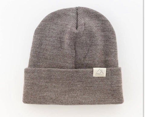 Oatmeal Youth/ Adult Beanie