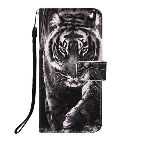 Protection Écran Iphone 11 Tiger | ŒIL DU TIGRE NOIR