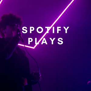 Buy 1,000 Real Spotify Plays For Just $25, Submit Your Song In the Form Below