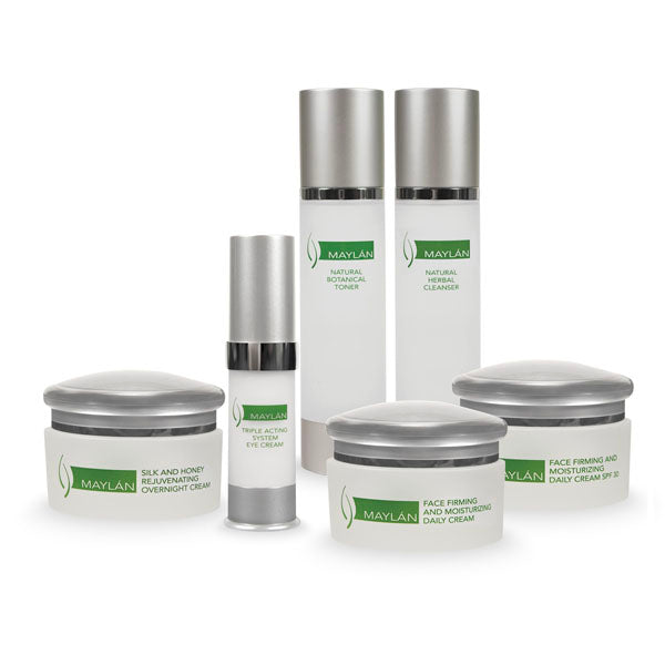 Complete MAYLÁN Skincare Line
