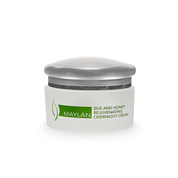 Silk And Honey Rejuvenating Overnight Cream