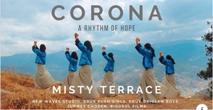 Corona, a Rhythm of Hope + SALES