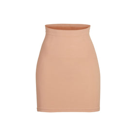 LONG SKIRT SLIP | OCHRE