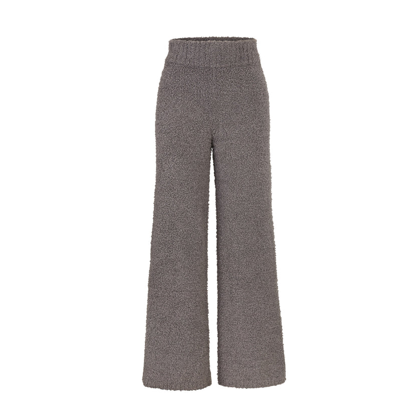 COZY KNIT PANT view 1 by Skims, available on skims.com for $87 Kim Kardashian Pants SIMILAR PRODUCT