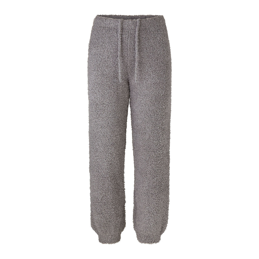 COZY KNIT JOGGER view 1 by Skims, available on skims.com for $87 Kim Kardashian Pants Exact Product