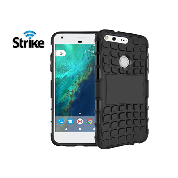 Strike Rugged Case for Google Pixel (Black)
