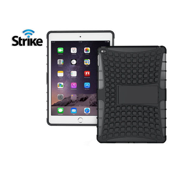 Strike Rugged Case for Apple iPad Air 2 (Black)
