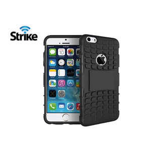 Strike Rugged Case for Apple iPhone 6 / iPhone 6s (Black)
