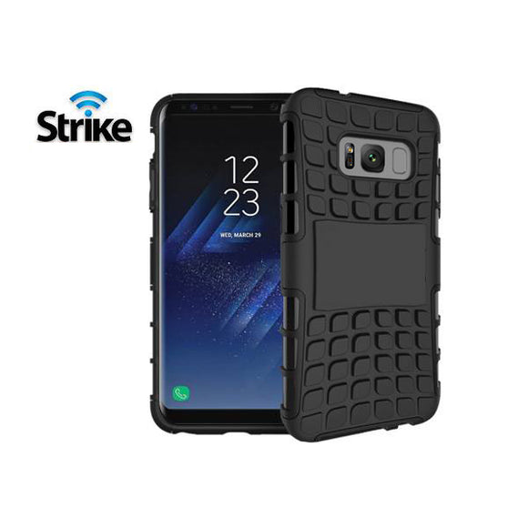 Strike Rugged Case for Samsung Galaxy S8 (Black)