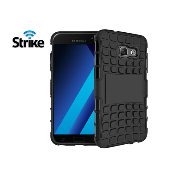 Strike Rugged Case for Samsung Galaxy A7 (2017, Black)