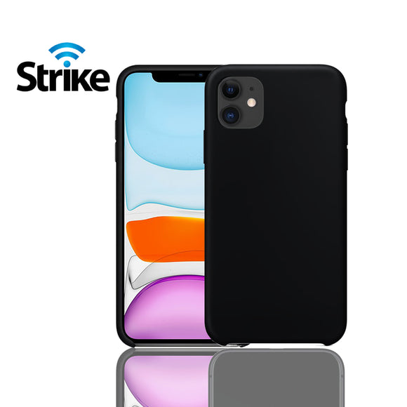 Strike iPhone 11 Slim Case (Black)-image-1