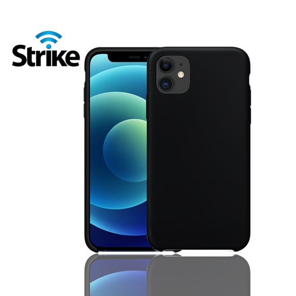 Strike iPhone 12 Mini Slim Case (Black)-image-1