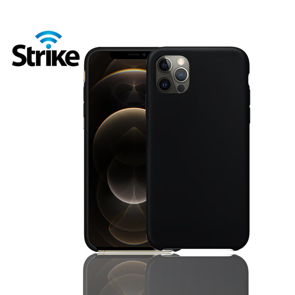 Strike iPhone 12 Pro Max Slim Case (Black)-image-1