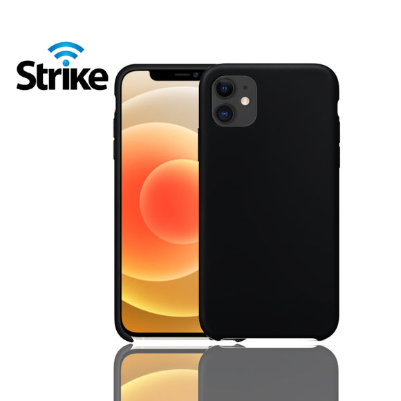 Strike iPhone 12 Slim Case (Black)-image-1