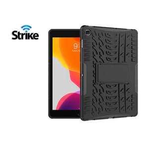 "Strike Rugged Case for Apple iPad 10.2"" (7th Gen) (Black)-Image-1"