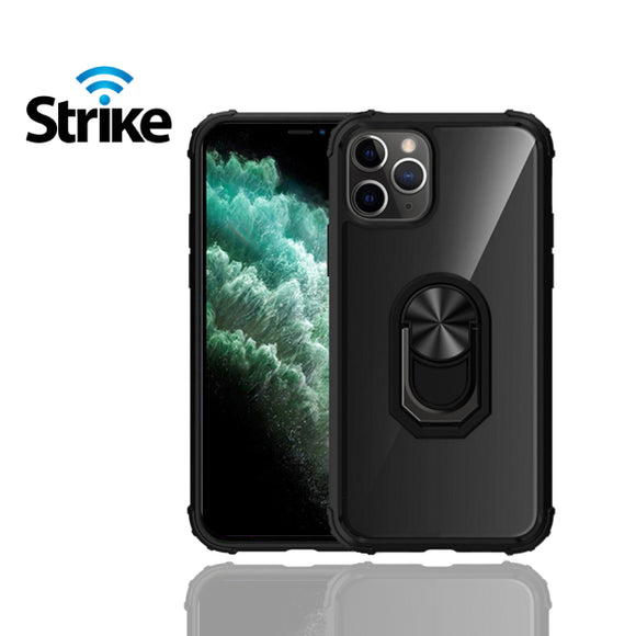Strike iPhone 11 Pro Max Armour Case (Black)-image-1