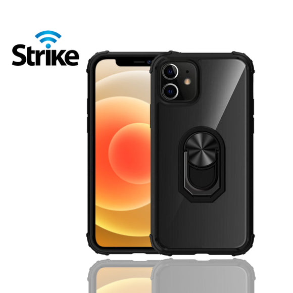 Strike iPhone 12 Armour Case (Black)-image-1