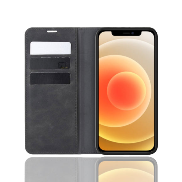 Strike iPhone 12 Folio Case (Black)-image-1