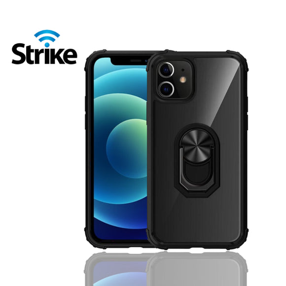 Strike iPhone 12 Mini Armour Case (Black)-image-1