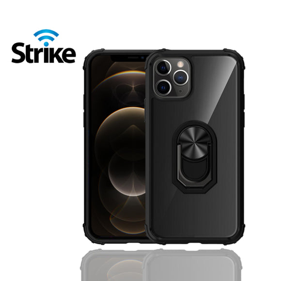 Strike iPhone 12 Pro Max Armour Case (Black)