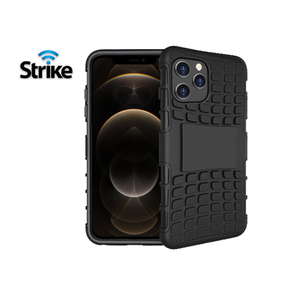 Strike Rugged Case for Apple iPhone 12 Pro Max (Black)