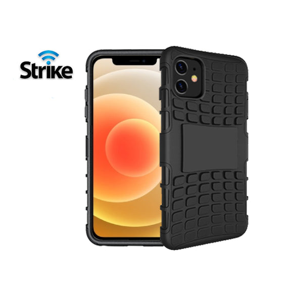 Strike Rugged Case for Apple iPhone 12 Black