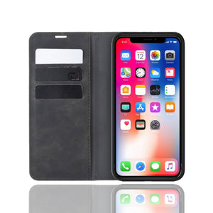 Strike iPhone X/XS Folio Case (Black)-image-1