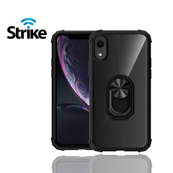 Strike iPhone XR Armour Case (Black)-image-1