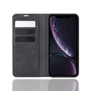 Strike iPhone XR Folio Case (Black)-image-1