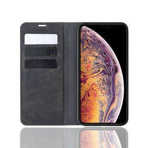 Strike iPhone XS Max Folio Case (Black)-image-1