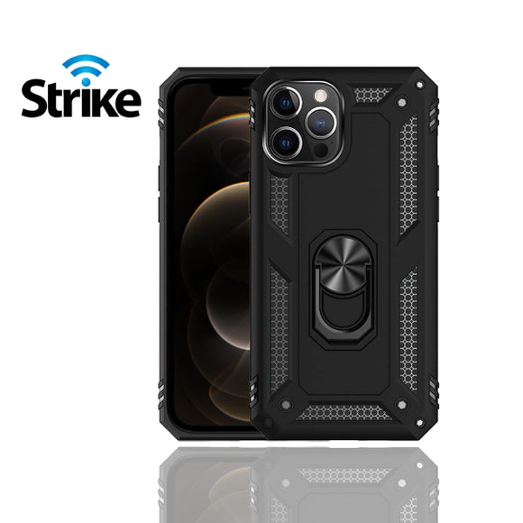 Strike iPhone 12 Pro Max Iron Case (Black)-image-1